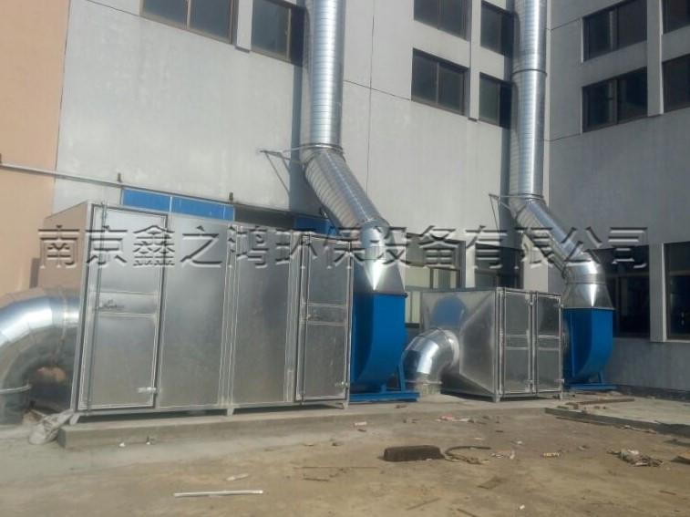 滤筒式除尘器生产厂家_想买价位合理的脉冲滤筒式除尘器,就来鑫之鸿环保