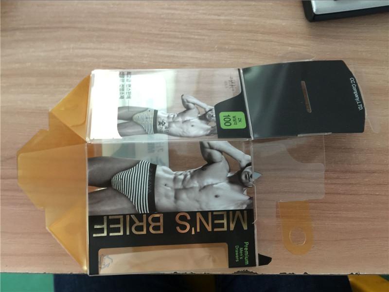 依诺包装制品为您提供销量好的PVC勾底盒-宁德PET勾底盒