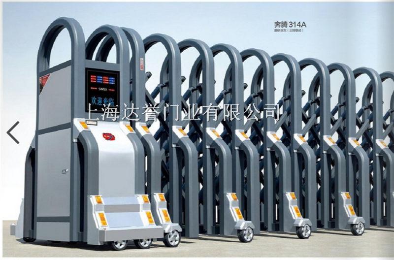 上海伸缩门优良厂商推荐-山西不锈钢电动伸缩门生产厂家