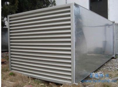 河南风机消声器厂家_晟达环保技术工程质量良好的风机消声器