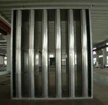 漯河片式消声器_想买好用的片式消声器,就来晟达环保技术工程