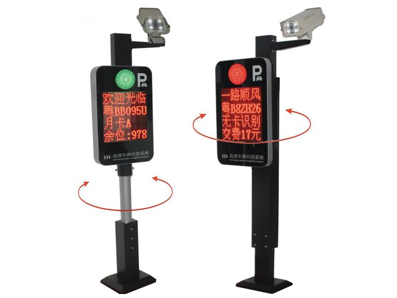 沈阳智能车牌识别系统-沈阳釜通智能出售物超所值的停车场系统