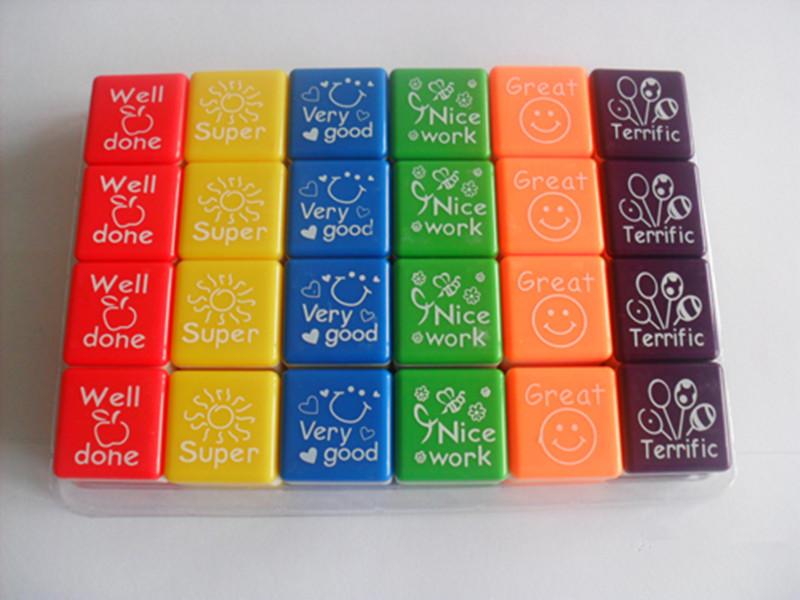买品质好的儿童玩具印章当选益鸿文具_方形印章