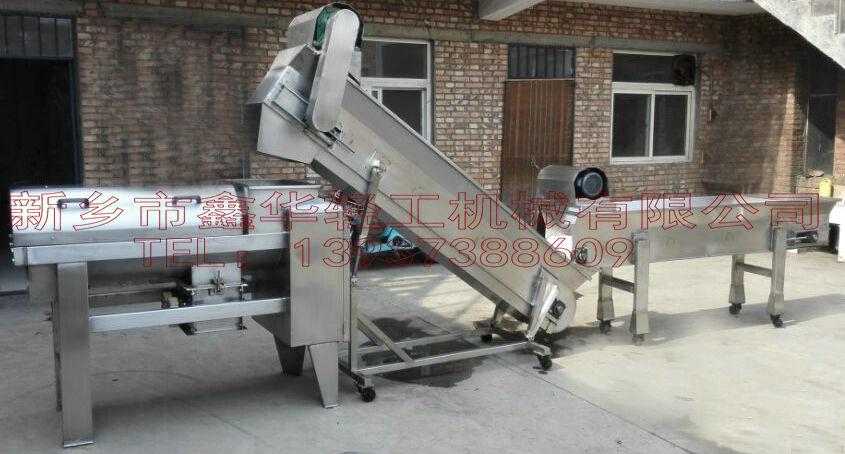 河南好的石榴剥离机供应厂家新乡鑫华二十多年轻工机械生产经验