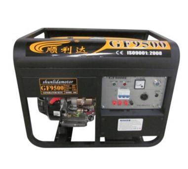 阜新发电机组-顺利达电机有限公司_信誉好的发电机组公司