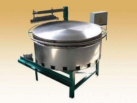 聊城全自動導熱油煎餅機-選購質量可靠的全自動導熱油煎餅機就選樺南繁林