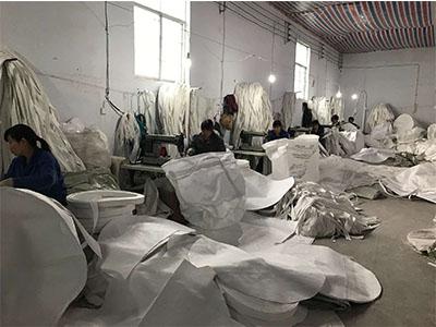 浙江吨包袋-荐_百祥包装不错的吨包袋供应