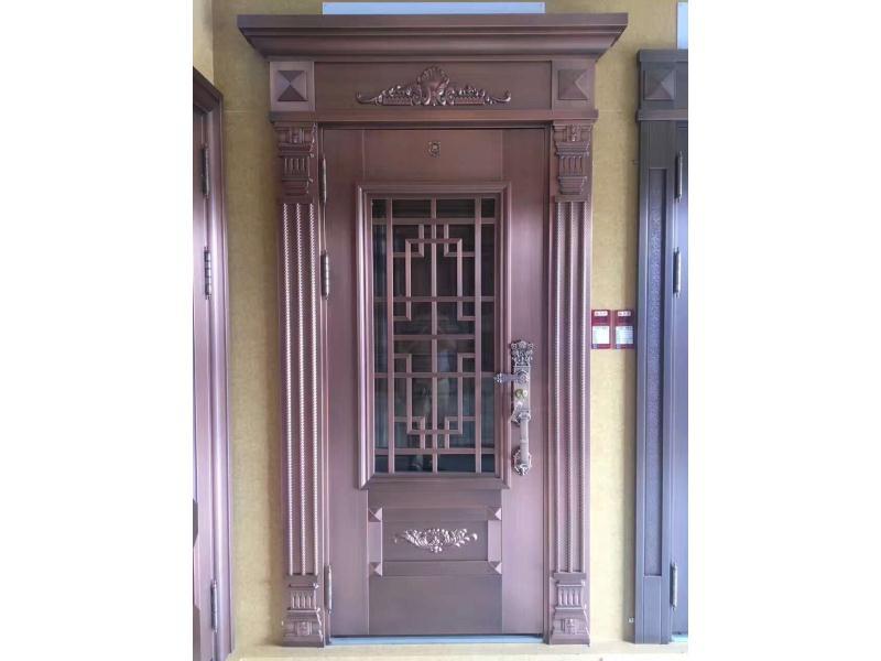 宏昌门窗不锈钢镀铜门您的品质之选_不锈钢镀铜门批发价格