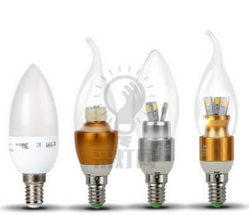 成都质量优的LED蜡烛灯 【品牌推荐】——专业定制新初LED蜡烛灯3w吊灯泡水晶灯泡壁灯泡暖白正白