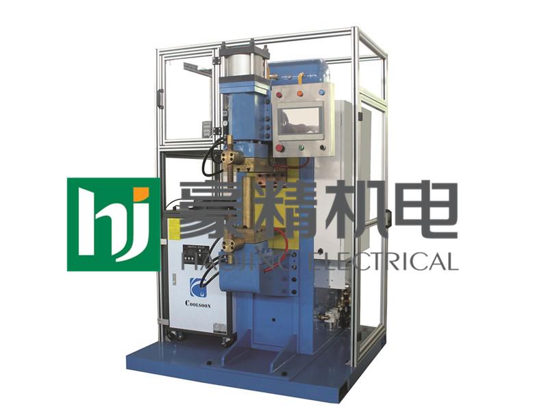 不锈钢焊机-豪精机电专业的中频点焊机出售
