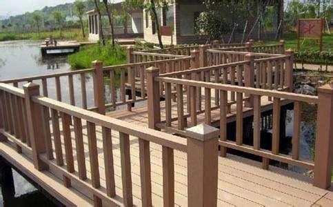 木塑护栏定制//木塑护栏厂家//木塑护栏供应商