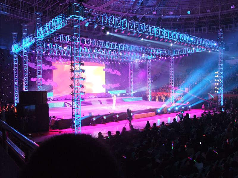 西安提供价格适中的舞台设备租赁 |陕西演出舞台租赁公司