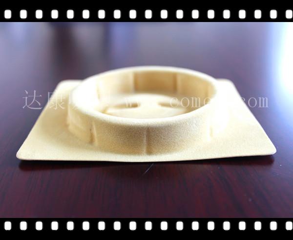 芜湖植绒吸塑酒托泡壳生产厂家-专业植绒吸塑酒托泡壳厂家在江苏