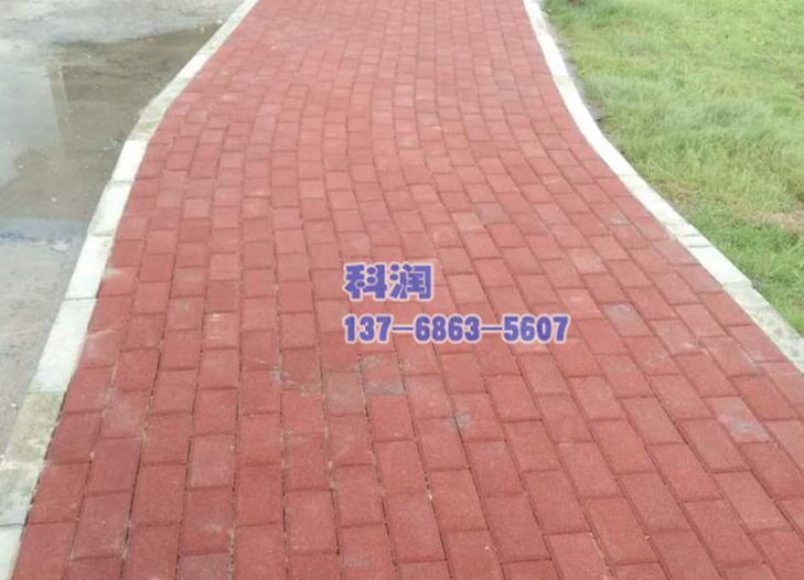 广西彩色透水砖|哪里有大量出售南宁道路透水砖