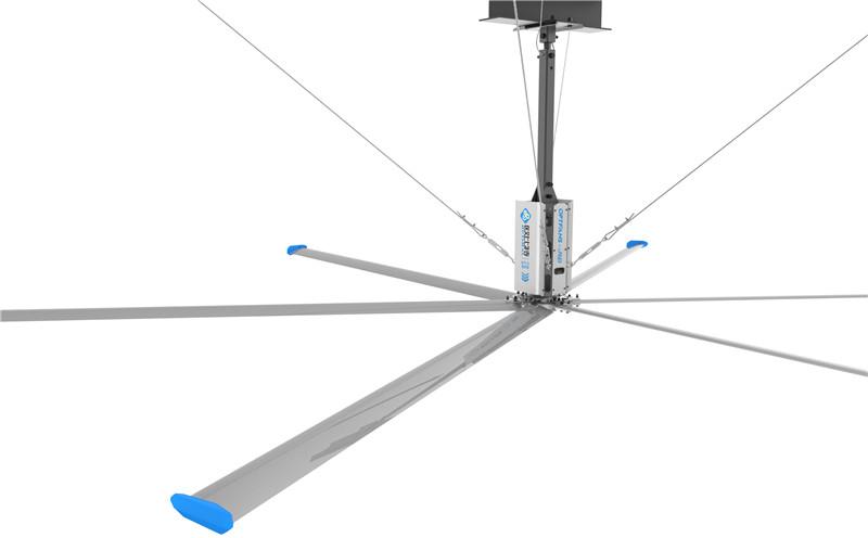 广东瑞泰通风降温设备工业风扇厂家――湛江工业吊扇安装厂家
