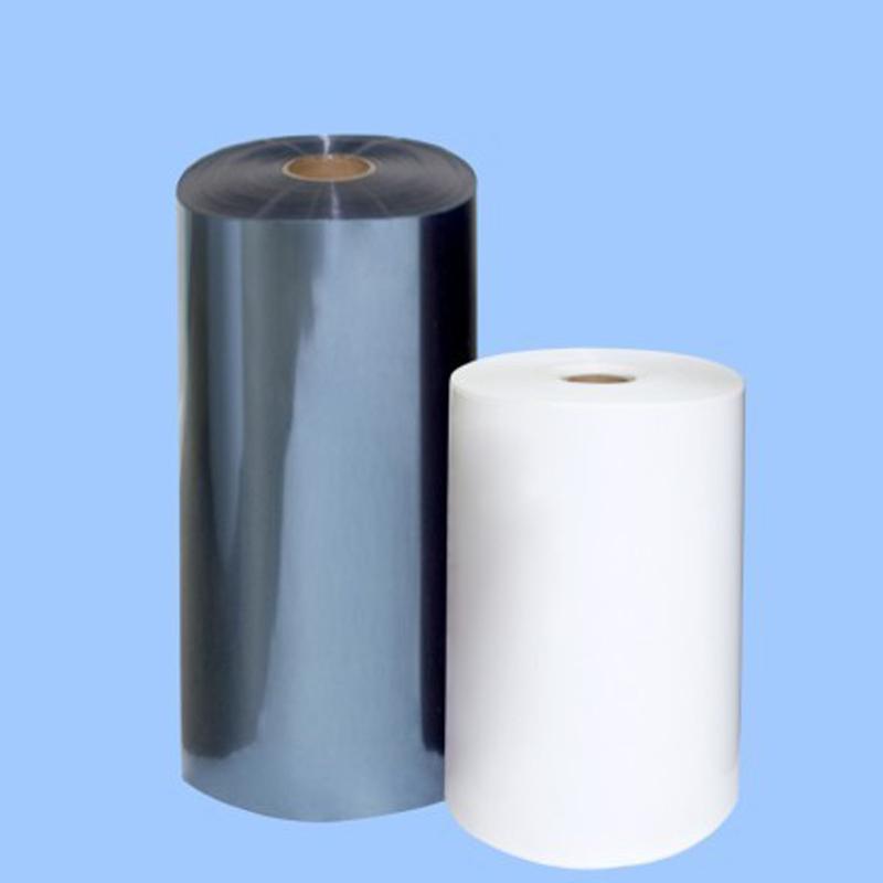 食品级PVC硬片认准四川华宇塑胶-质优价平-PVC胶片供应商