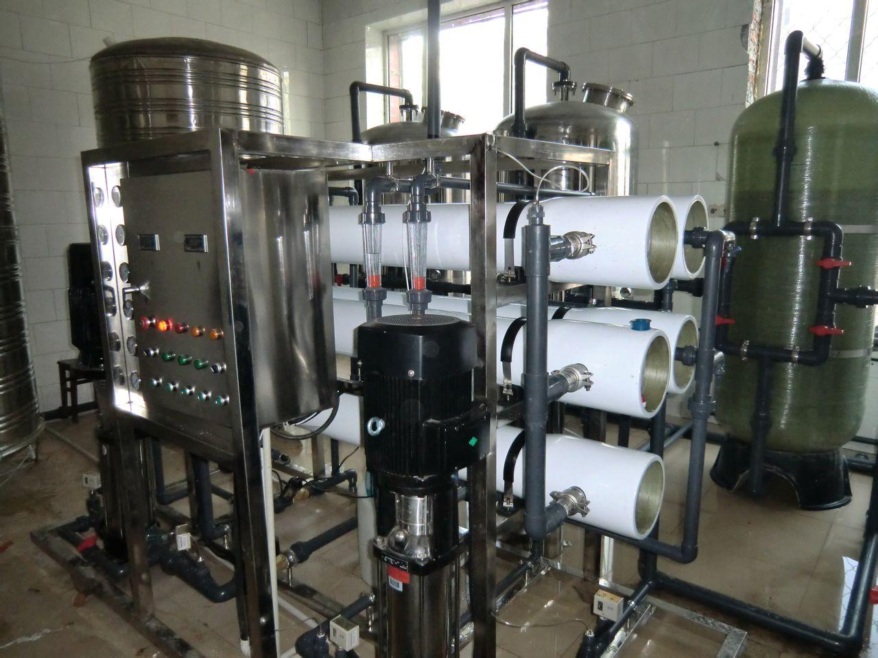 纯化水设备的价格谁知道多少?