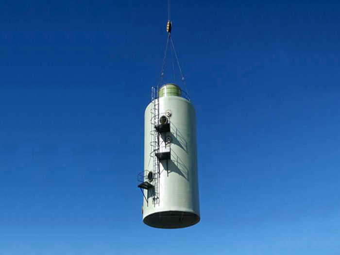宁夏鑫瑞科环保设备脱硫塔要怎么买,陕西脱硫塔哪家好