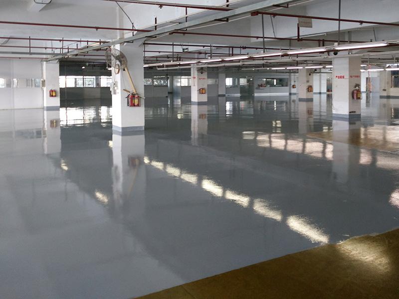 中山施工地板漆地坪漆环氧地面漆信息-广东厂房地板刷漆施工价格