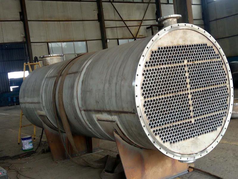 大型换热器设备制造厂家 买换热器当选山东金鹏翔重工装备