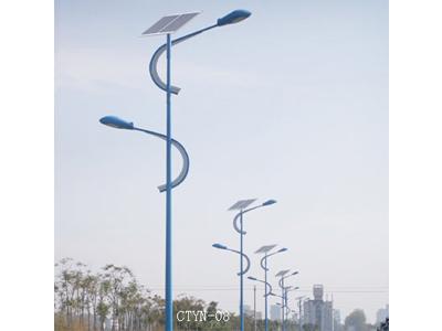蘭州農村太陽能路燈廠家_蘭州價格適中的蘭州太陽能路燈廠家推薦
