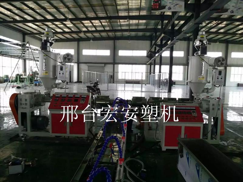 宏安橡塑机械供应橡塑挤出机,塑料挤出机厂家