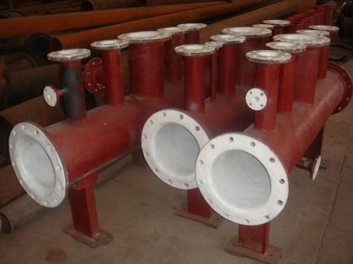 【设计制作一体化】临沂乾达化工耐酸铸铁管件专业定做,放心品牌
