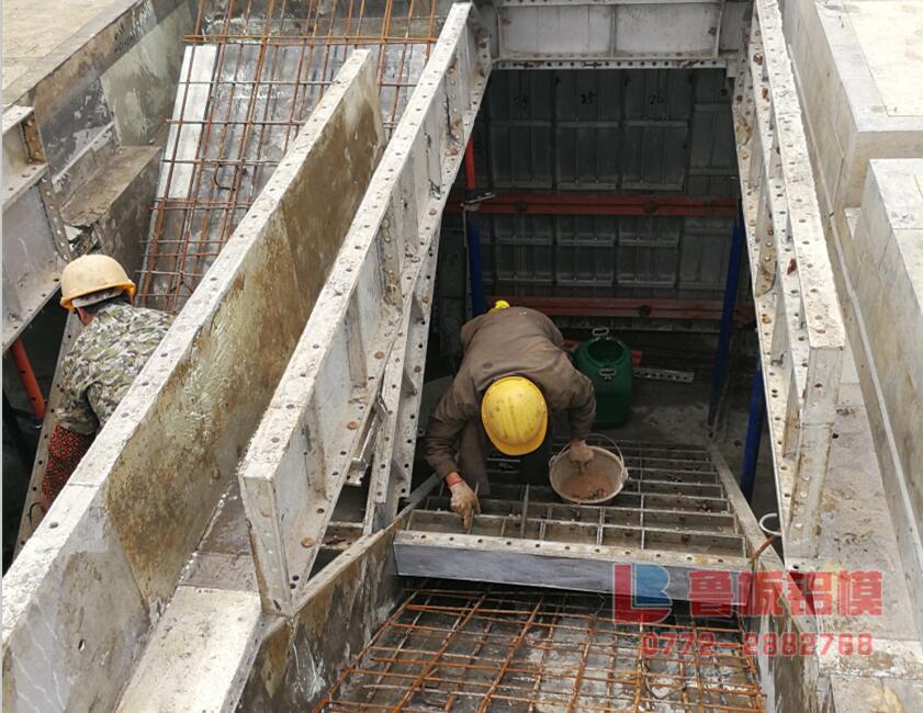 柳州建筑铝合金模板-广西声誉好的柳州铝合金模板供应商当属广西鲁板铝合金模板公司