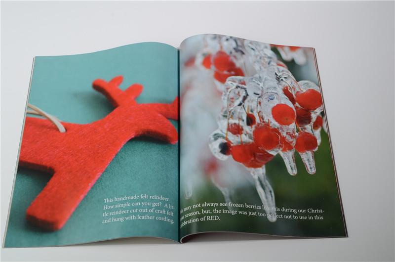 荐_星威彩色印刷包装优良的时尚精美杂志书刊供应 精美杂志书刊价格