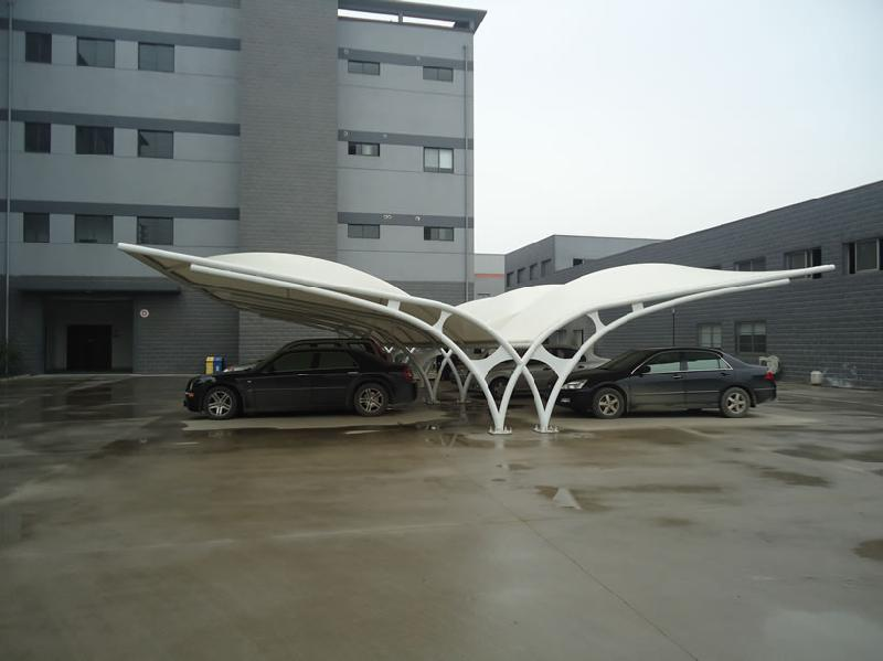 供应使用安全的体育场看台膜结构-上海膜结构停车棚厂家