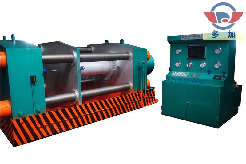 阀门打压泵-价位合理的液压阀门试验台供销