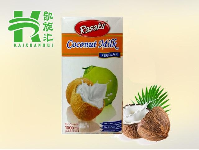 马拉西亚椰浆供应|凯旋食品_口碑好的马来西亚进口乐味福椰浆经销商