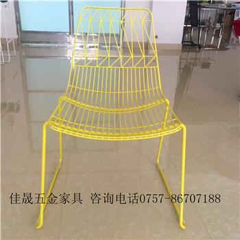 简约风格座椅厂商|佛山价位合理的金属餐椅供销