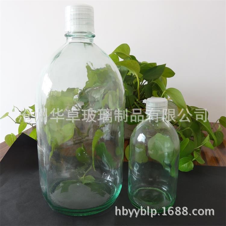 500ml化工玻璃瓶种类齐全|想购买好用的500ml化工玻璃瓶,华卓玻璃制品