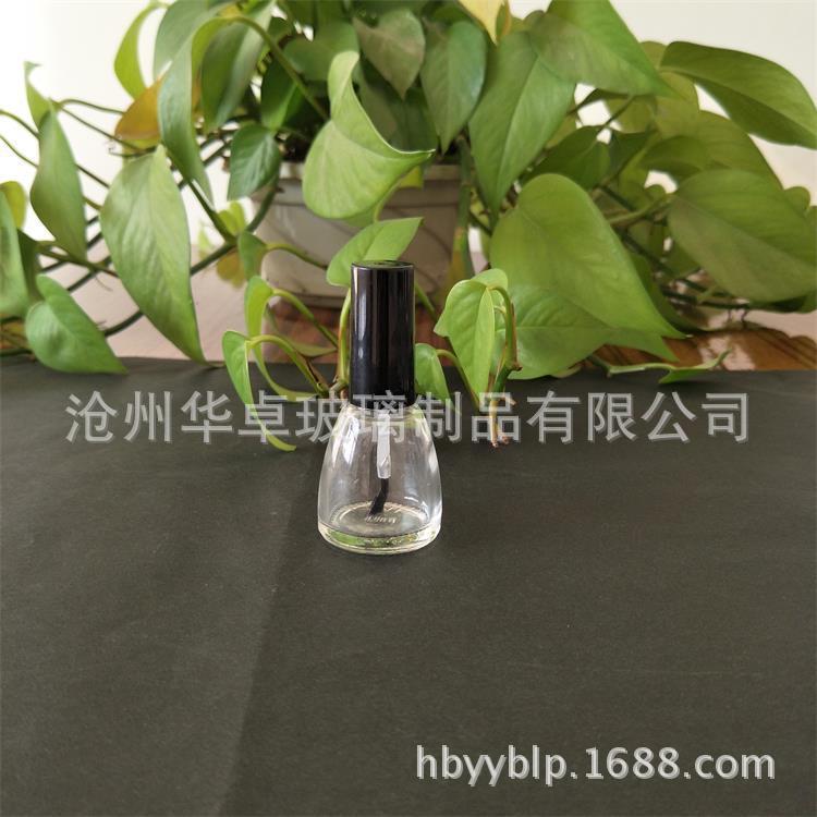 華卓玻璃制品供應超值的15ml指甲油玻璃瓶|好用的指甲油瓶