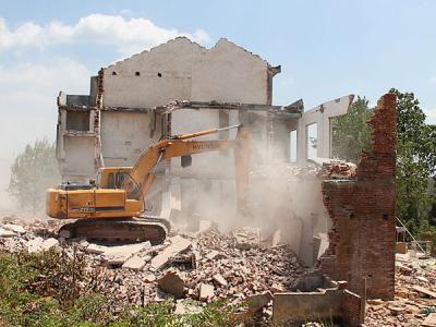 沈陽興達拆除工程供應專業的拆除工程 ,新民房屋拆除