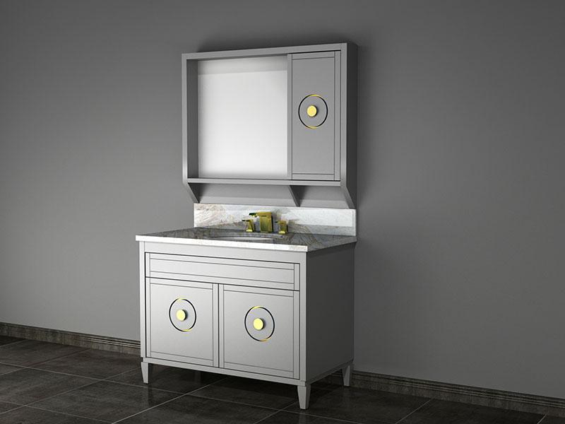 广东卫浴柜设计公司,代理浴室柜设计怎样