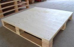 选质量好的胶合板托盘,就到九森佳木业——杭州胶合板托盘