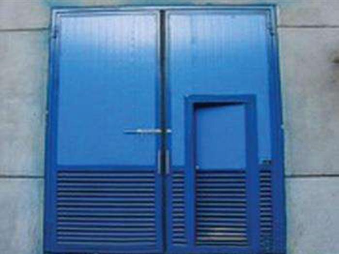 找优良配电室门上名凤城工业门有限公司-宁夏配电室门