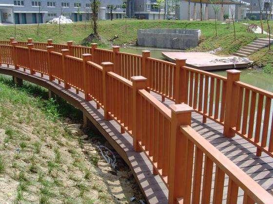 木塑棧道廠家-哪里可以買到高質量的木塑棧道
