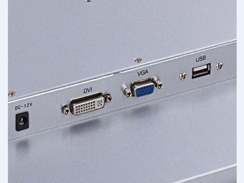 山东22寸工业液晶显示器-性能好的22寸工业液晶显示器厂家供应