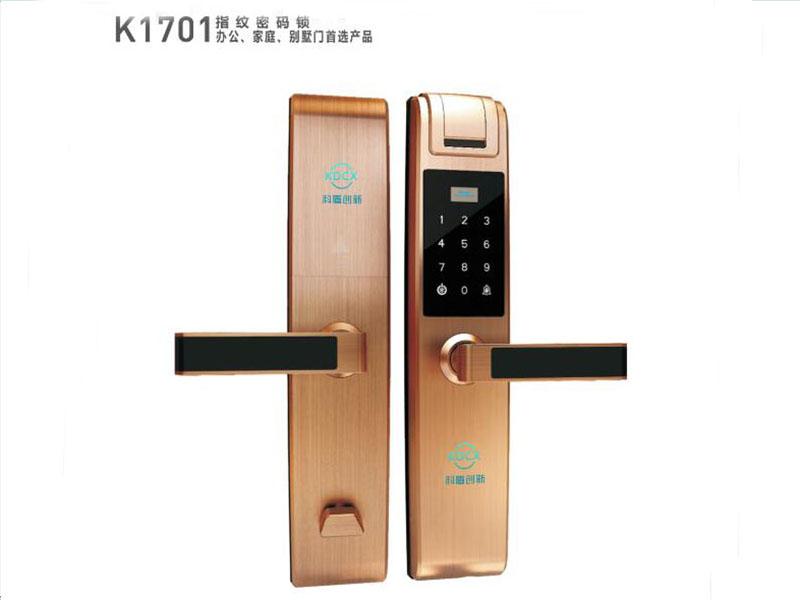 刷卡门锁_实用的家庭智能门锁厂家直销