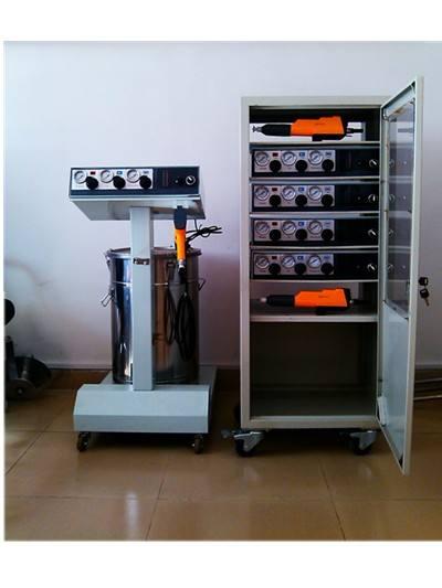 天利靜電噴塑設備廠直銷靜電噴塑機,保定靜電噴塑機價格