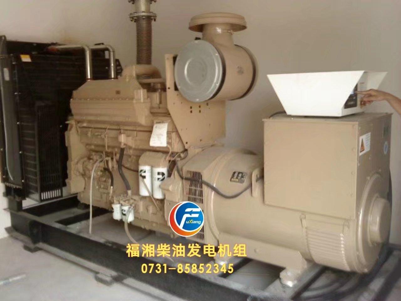 长沙湖南柴油发电机组厂家直销 供销湖南潍柴动力柴油发电机组