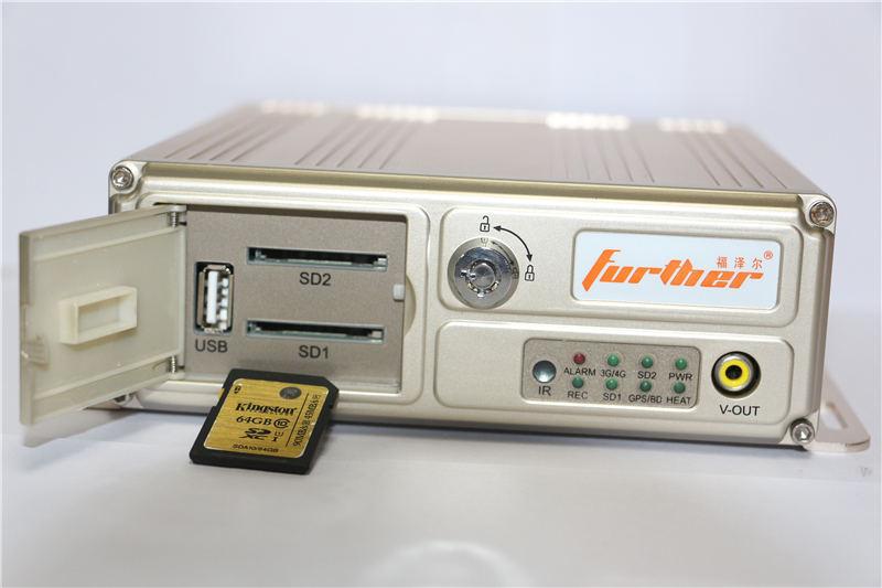 销售SD卡录像机_东莞质量好的FTH-DVR-F4车载DVR哪里买