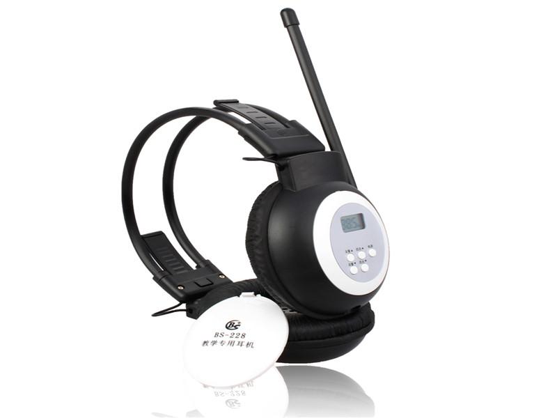 沧州调频无线耳机|东莞知名的调频无线耳机价位
