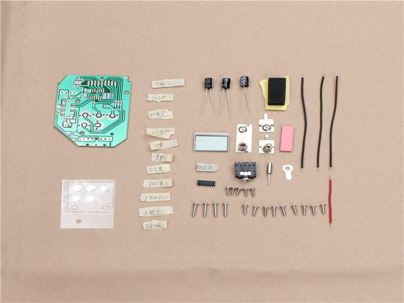 中山教学实验耳机套件——【荐】价格合理的教学实验耳机套件供销