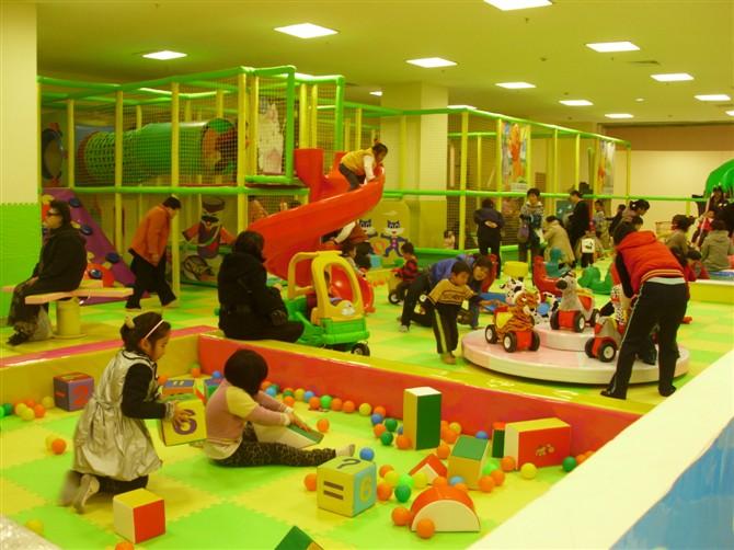 如何选购室内儿童乐园_广州淘气堡报价