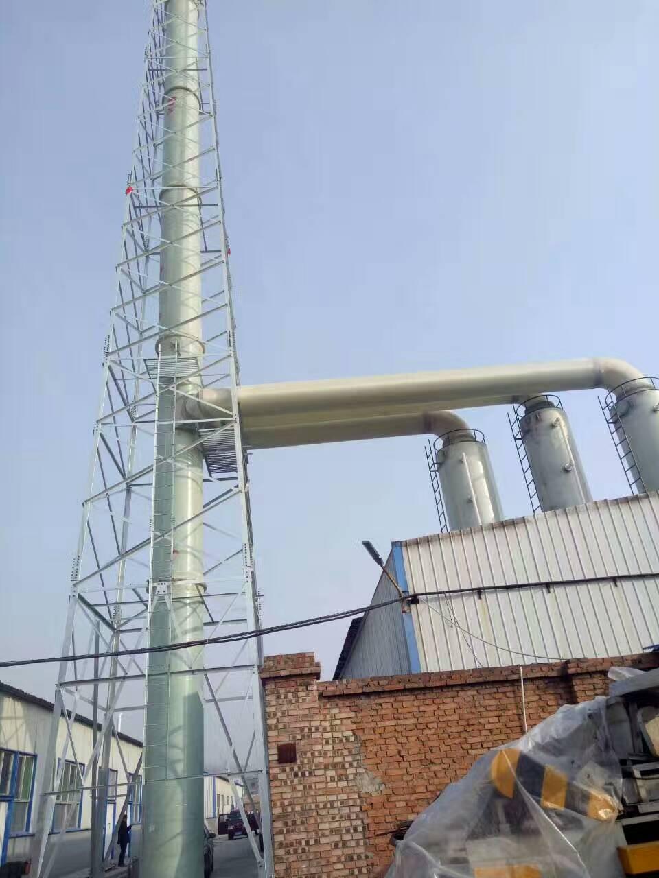 广吉专业供应高效锅炉脱硫塔——批发锅炉脱硫塔