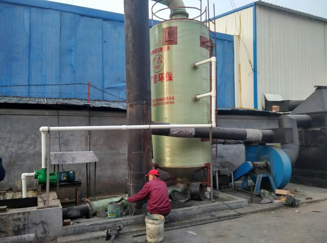 优质高效锅炉脱硫塔锅炉高效脱硫除尘器_耐用的高效锅炉脱硫塔【供应】